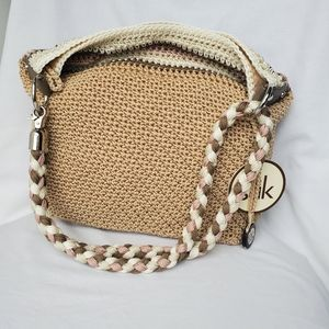 The Sak Albion Bamboo Tote/Crossbody